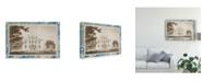 "Trademark Global Vision Studio Sepia Estates IV Canvas Art - 20"" x 25"""