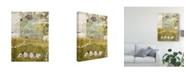 "Trademark Global Sandy Lloyd Femme Paris V Canvas Art - 37"" x 49"""