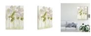 "Trademark Global Jennifer Goldberger Aquarelle Forest I Canvas Art - 37"" x 49"""