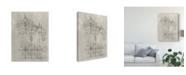 "Trademark Global Ethan Harper Iron Gate Design II Canvas Art - 20"" x 25"""