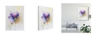 "Trademark Global Leticia Herrera Hortenzzia I Canvas Art - 37"" x 49"""