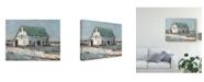 "Trademark Global Ethan Harper Plein Air Barn II Canvas Art - 37"" x 49"""