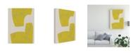"Trademark Global Chariklia Zarris Jet Pack VI Canvas Art - 37"" x 49"""