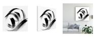 "Trademark Global Sharon Chandler Follow Me I Canvas Art - 27"" x 33"""