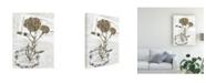 "Trademark Global Melissa Wang Ua Ch Petite Beaute II Canvas Art - 37"" x 49"""