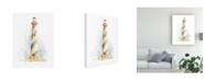 "Trademark Global Regina Moore Ocean Beacon III Canvas Art - 15"" x 20"""