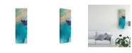 "Trademark Global Julia Contacessi Under Deep II Canvas Art - 15"" x 20"""