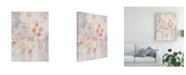 "Trademark Global Tim Otoole Spotted Garden II Canvas Art - 20"" x 25"""