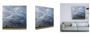 "Trademark Global Rob Darby Mesocyclone Canvas Art - 36.5"" x 48"""