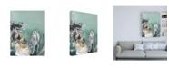 """Trademark Global Design Fabrikken Haute Couture 8 Fabrikken Canvas Art - 19.5"""" x 26"""""""