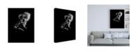 """Trademark Global Design Fabrikken Dusted Fabrikken Canvas Art - 19.5"""" x 26"""""""