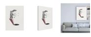 "Trademark Global Design Fabrikken Tears of Nike Fabrikken Canvas Art - 27"" x 33.5"""