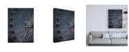 "Trademark Global Design Fabrikken The Wheel is Turning Fabrikken Canvas Art - 27"" x 33.5"""