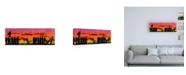 """Trademark Global Roderick Stevens Ghosts of Civil War Canvas Art - 27"""" x 33.5"""""""