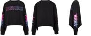 Converse Big Girls High-Low Hem Sweatshirt