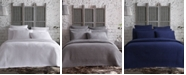 American Home Fashion Estate Origami 3 Piece Quilt Set Full/Queen