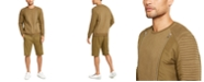 INC International Concepts Men's Hugo Boss Sweatshirt & Drawstring Shorts