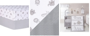 Trend Lab Chevron Safari Printed Crib Sheet 2-Pack