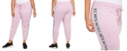 Calvin Klein Plus Size Logo Sweatpants
