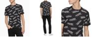 Calvin Klein Jeans Men's Crossed Logo T-Shirt