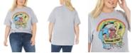 Mighty Fine Trendy Plus Size Sesame Street Graphic T-Shirt