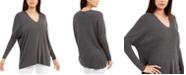 Anne Klein Dolman-Sleeve Sweater