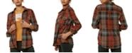 O'Neill Juniors' Plaid Shirt