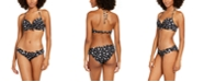 SUNDAZED Ava Bra-Sized Underwire Bikini Top & Cheeky Bottoms, Created for Macy's
