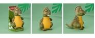 Two's Company Speak-Repeat Plush Dinosaur in Gift Box - Dinosaur Toy