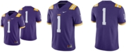 Nike Men's LSU Tigers Football Replica Game Jersey