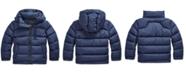 Polo Ralph Lauren Little Boys Ripstop Jacket, Created for Macy's
