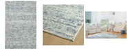"Kaleen Cord CRD01-17 Blue 3'6"" x 5'6"" Area Rug"