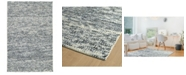 "Kaleen Cord CRD01-75 Gray 3'6"" x 5'6"" Area Rug"