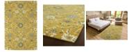 Kaleen Amaranta AMA02-05 Gold 9' x 12' Area Rug