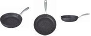 "MasterPan Granite Ultra Non-Stick Cast Aluminum Fry Pan, 11"""
