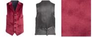 Lauren Ralph Lauren Big Boys Classic-Fit Red Velvet Vest