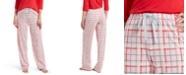 Hue Women's Plaid Pajama Pants