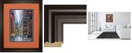 "Classy Art Wall Street by Guy Dessapt Framed Print Wall Art, 34"" x 40"""