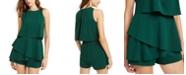 Emerald Sundae Juniors' Popover Romper