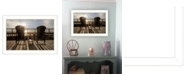 "Trendy Decor 4U Front Row Seats By Lori Deiter, Printed Wall Art, Ready to hang, White Frame, 20"" x 14"""