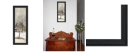 """Trendy Decor 4U Promise and Peace By John Rossini, Printed Wall Art, Ready to hang, Black Frame, 20"""" x 8"""""""