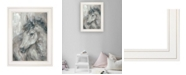 "Trendy Decor 4U True Spirit by Debi Coules, Ready to hang Framed Print, White Frame, 15"" x 19"""