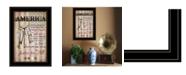 "Trendy Decor 4U The Keys to Freedom by Robin-Lee Vieira, Ready to hang Framed Print, Black Frame, 15"" x 21"""