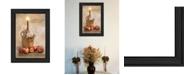 "Trendy Decor 4U Say A Prayer By Robin-Lee Vieira, Printed Wall Art, Ready to hang, Black Frame, 15"" x 21"""