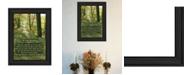 "Trendy Decor 4U Irish Blessing By Trendy Decor4U, Printed Wall Art, Ready to hang, Black Frame, 14"" x 10"""