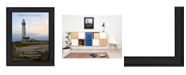 "Trendy Decor 4U Perseverance By Trendy Decor4U, Printed Wall Art, Ready to hang, Black Frame, 15"" x 19"""
