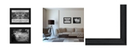 """Trendy Decor 4U Beauty Collection By Trendy Decor4U, Printed Wall Art, Ready to hang, Black Frame, 20"""" x 14"""""""