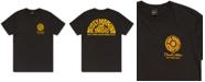 Deus Ex Machina Deus Ex Machine Men's Venice Address Logo Graphic T-Shirt