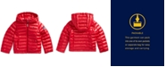 Polo Ralph Lauren Toddler Girls Packable Quilted Down Jacket