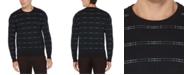 Perry Ellis Men's Plaid Sweater